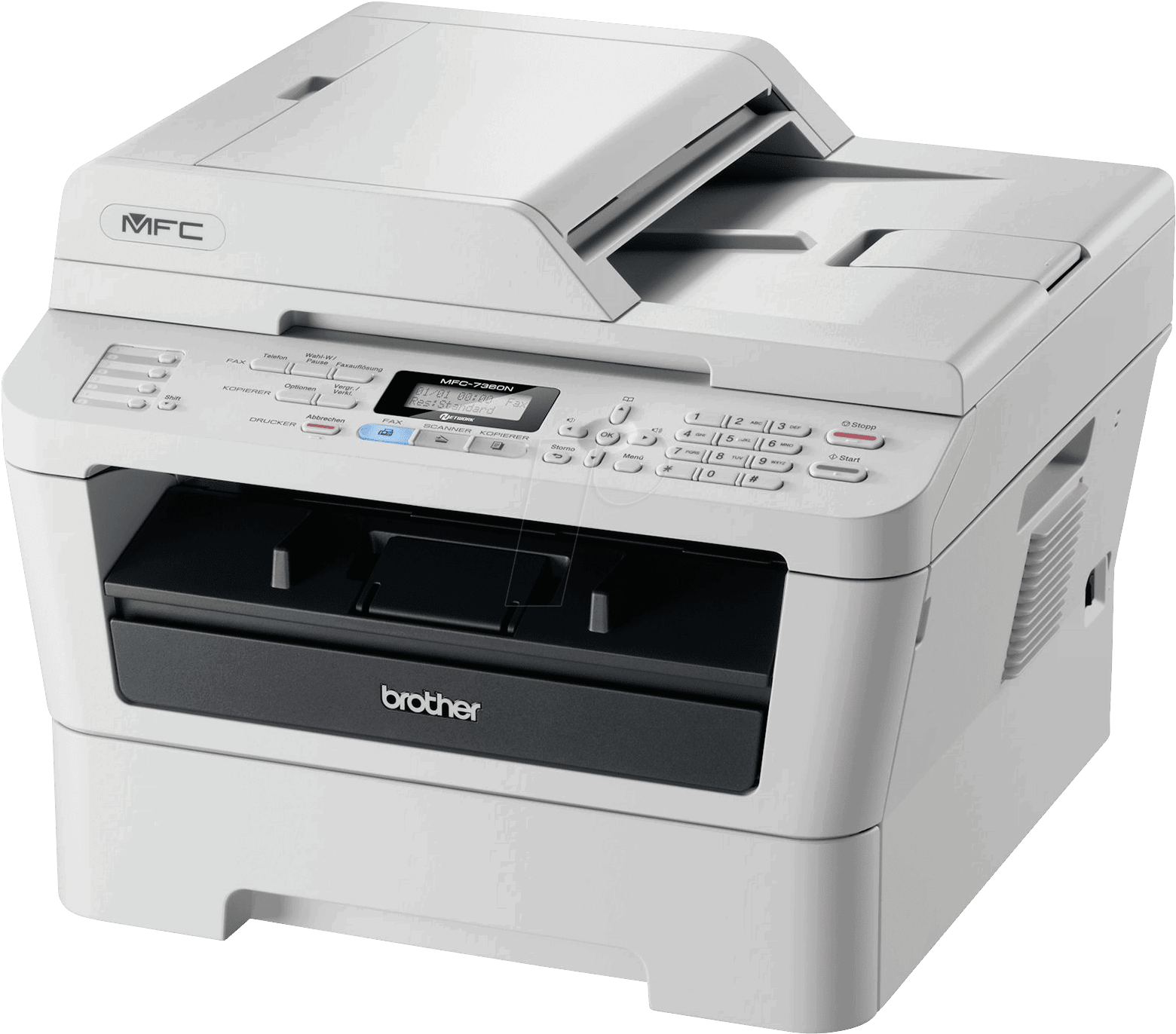 Serwis drukarek laserowych