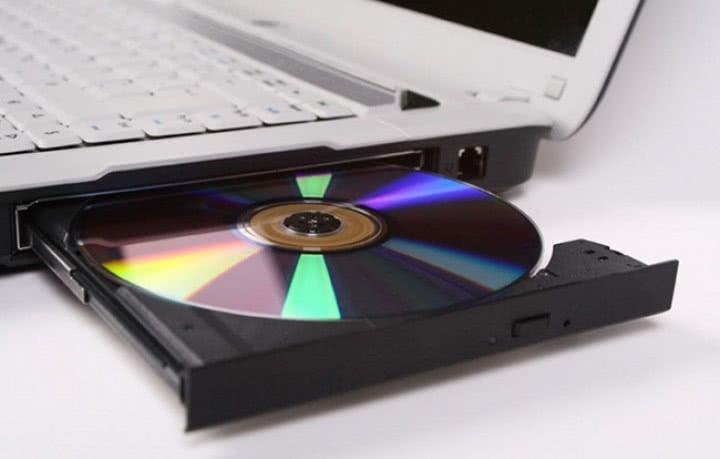 CD nie działa w laptopie