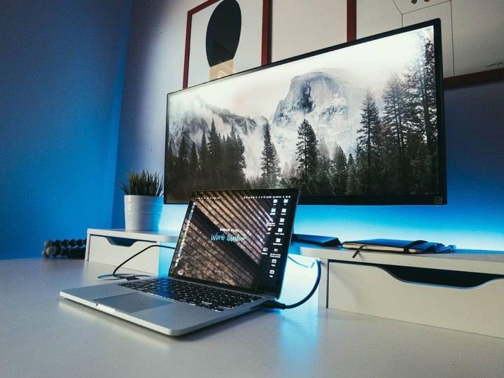 Laptop nie odnajduje monitora