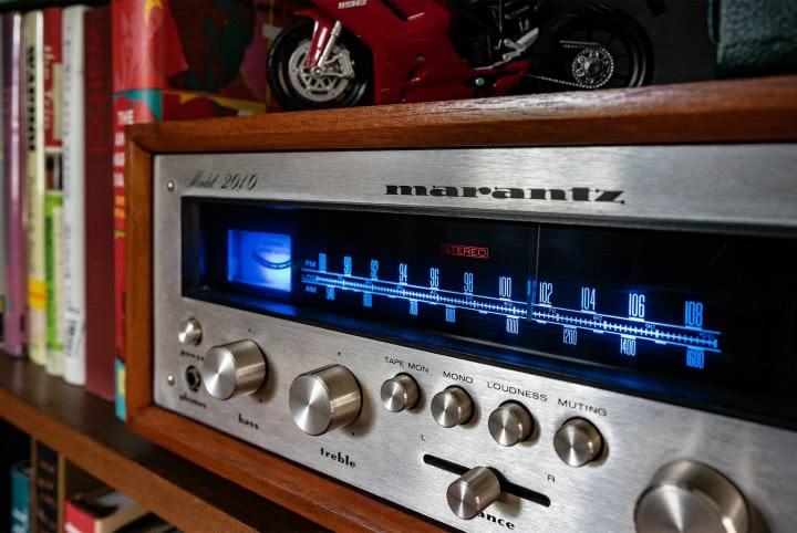 Amplituner nie łapie radia