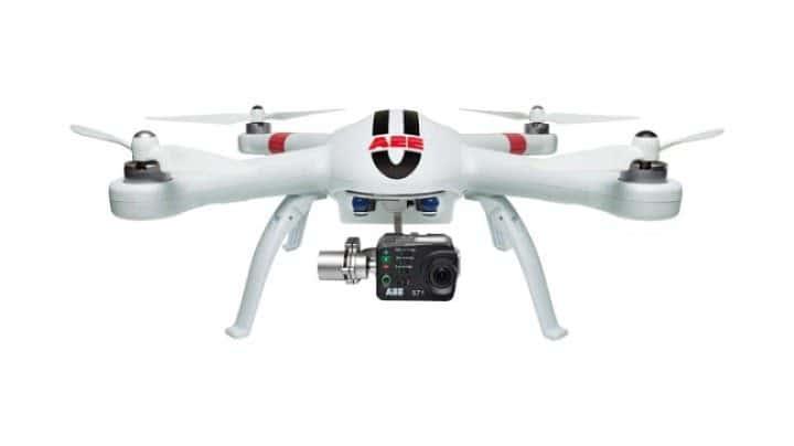 serwis naprawa dronów