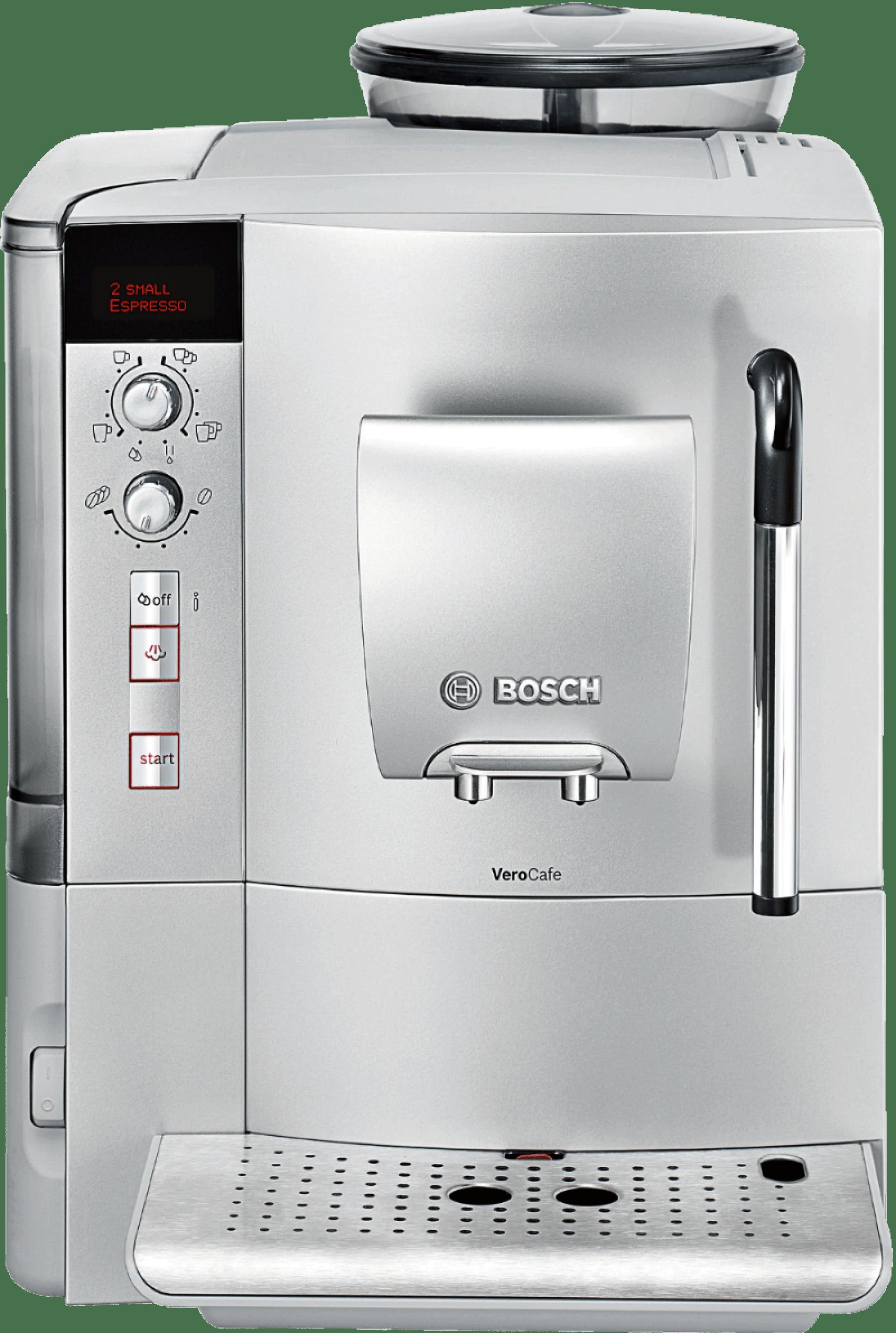 Bosch naprawa ekspresów do kawy