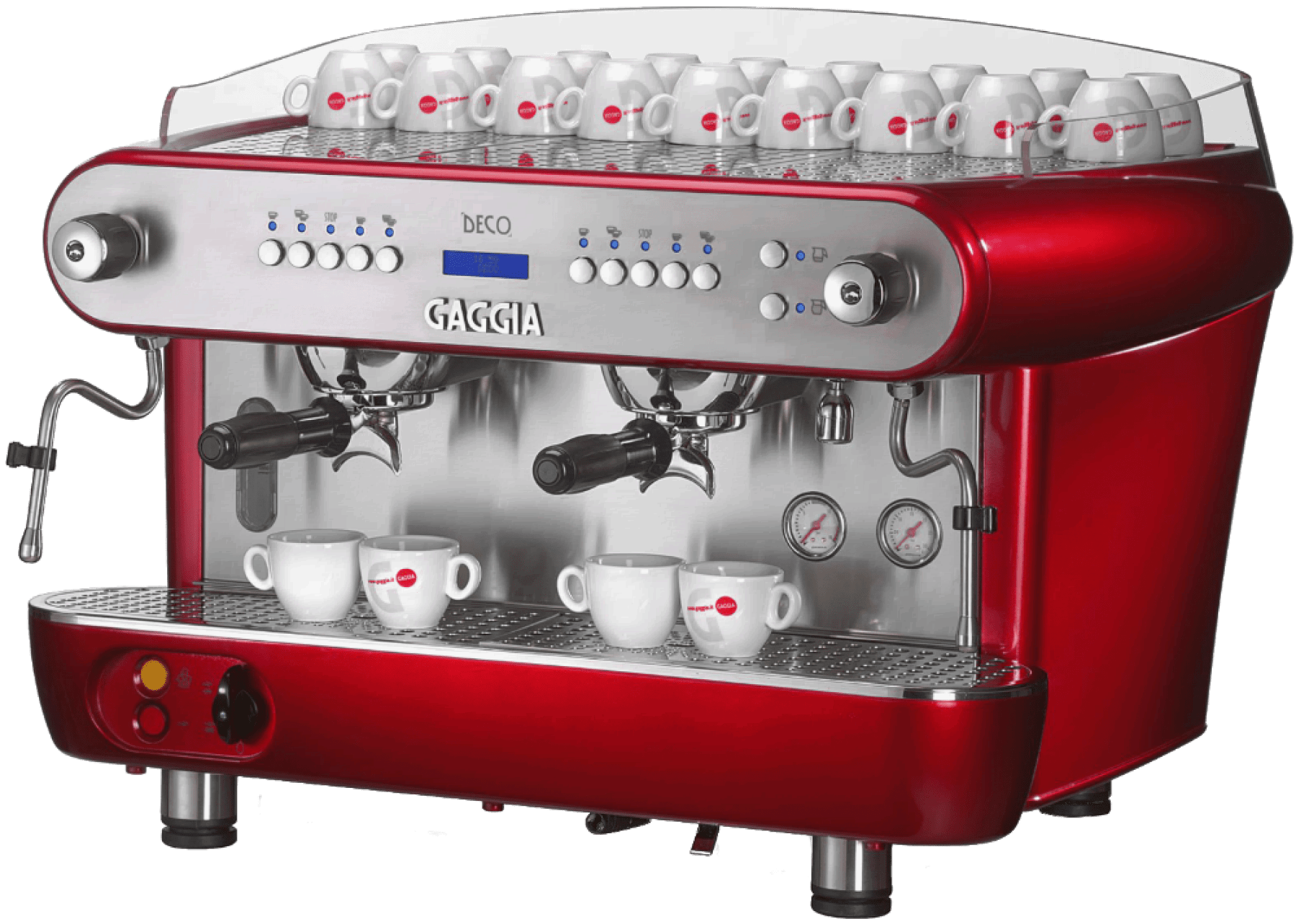 Gaggia serwis ekspresów do kawy