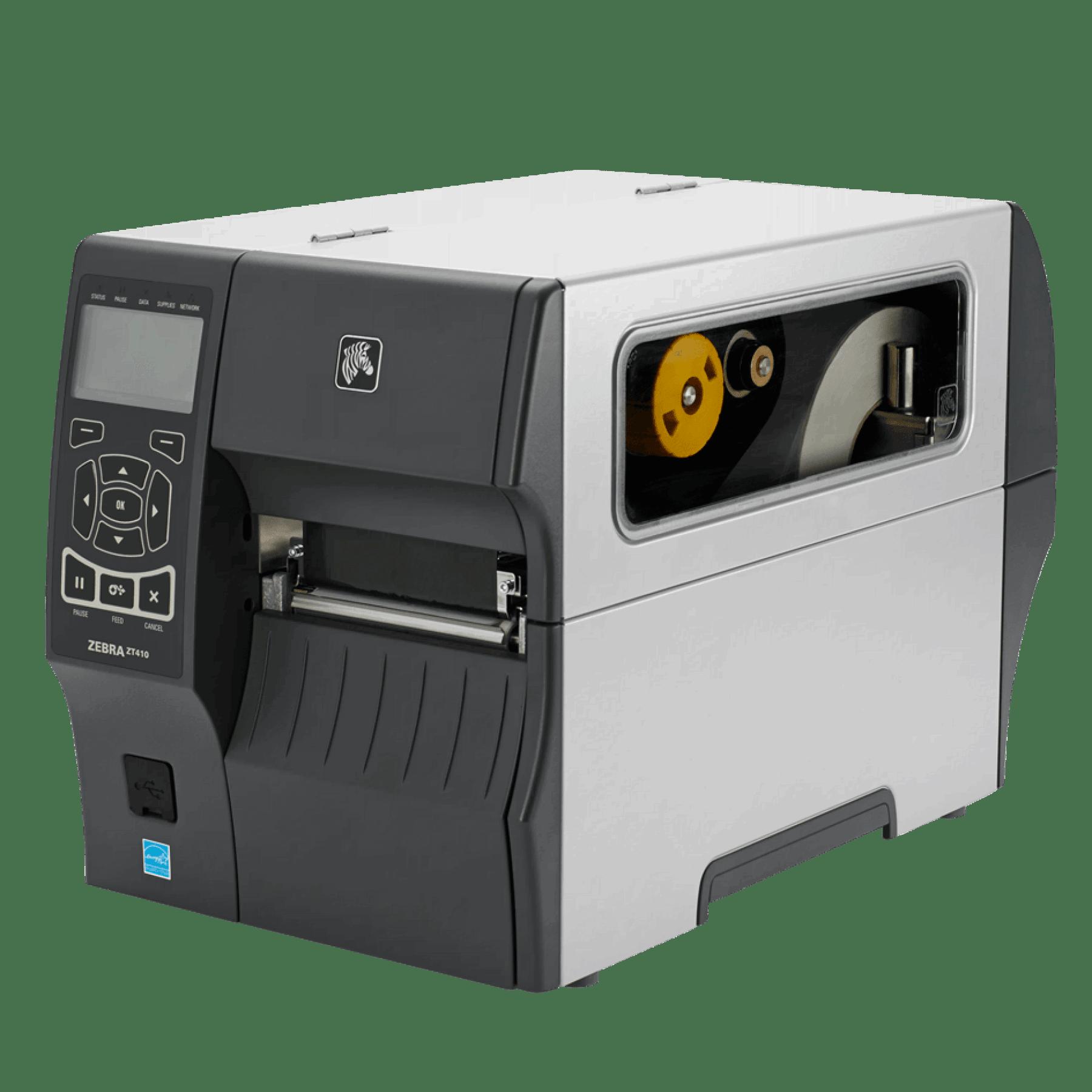 serwis drukarek etykiet